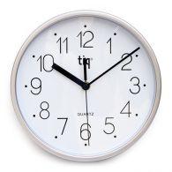 851A Veľké nástenné hodinky pr. 40cm