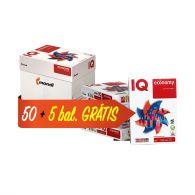 IQ Economy kancelársky papier A4 80g / 50 + 5 bal