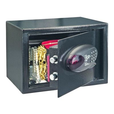 T04036 Holytec-1 EZ nábytkový sejf antracid/ 25x35x26cm