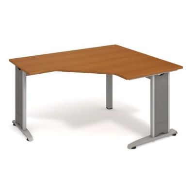 FEV 80 L Stôl Ergo 160x75,5x120(60x80) cm ľavý typ RM 100 FLEX